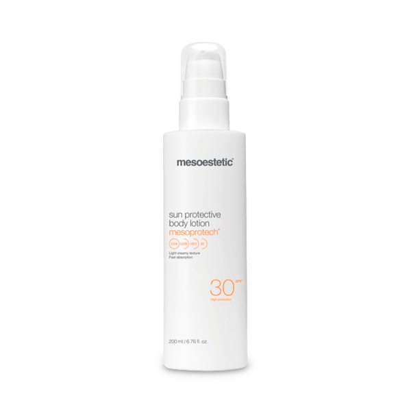 SUN PROTECTIVE BODY LOTION 30+ | MESOPROTECH
